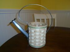 Longaberger 2011 Collectors Club Watering Can Basket Set Combo - Sprinkling!