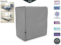 Jay Be Single Folding Guest Bed Storage Cover Crown Premier and Windermere Model