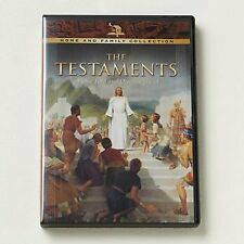 The Testaments Of One Fold And One Shepherd Home And Family Collection Dvd