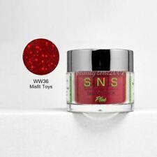 SNS Nail Dipping Powder WW36 - Misfit Toys