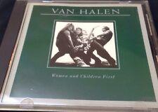 Women and Children First, Van Halen CD Rare Sammy Hagar Chickenfoot Brazil Ed.