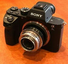 Olympus D.Zuiko-W F.C. 1:3,5 f=3,5cm 3,5/35 Converted to Sony E - Mount TESTED