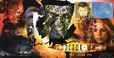 "Doctor Who Collectable Stamp Cover ""The Satan Pit"" - Signed by Will Thorp"