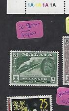MALAYA SELANGOR  (PP2011B)  SULTAN  TRAIN  SG 133  MOG