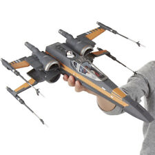 """STAR WARS EP7 Force Awakens Vehicle 3.75"""" Poe Dameron X-Wing Fighter BB-8 NEW"""