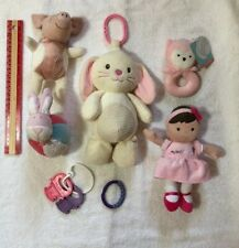 Lot 6 ps Baby Babies Girl Ages 3 Months Up