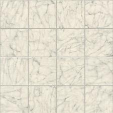 Rasch Marble Tile Wallpaper Realistic Kitchen Bathroom Embossed Roll 899429