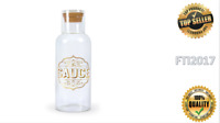 Brand New Fred BOTTLED UP Personal Decanter & Shot Glass, Sauce Fast Ship