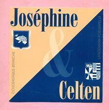 COUDEKERQUE BRANCHE / POELKAPELLE - GEANT : JOSEPHINE LA PEULE / CELTEN TRIMARD