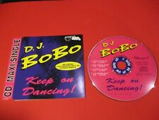 CD :  DJ BOBO  Keep On Dancing   1993    EAMS