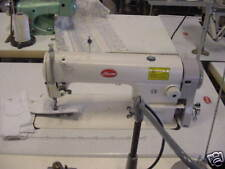 IMMACULATE SUPER SMOOTH INDUSTRIAL SEWING MACHINE 240v COMPLETE