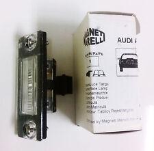 Audi A4 B5 Nummernschild Licht 8D0943021 MAGNETI MARELLI 01010 714044850601