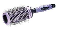 Profi Rundbürste Purple Pink 53mm Friseur Nylonborste Haarbürste #3