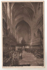 Chester Cathedral - Photo Postcard c1930