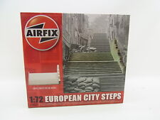 Lot 21754 | Airfix a75017 European City Steps 1:72 kit nuevo en OVP