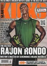 Slam Magazine - KICKS - 2011 Sneakers - RAJON RONDO