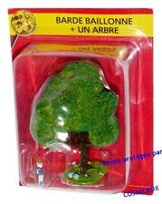 Le VILLAGE d'ASTERIX n° 34 figurine ASSURANCETOURIX le BARDE bailloné PLASTOY bd