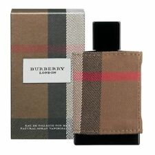 BURBERRY LONDON FOR MAN PERFUME FOR MEN EAU DE TOILETTE 50 ml MADE IN FRANCE