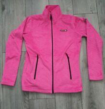 Tresspass Pink Airtrap Fleece Zip Jacket size small