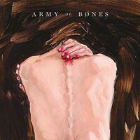 ARMY OF BONES Army Of Bones (2017) UK 10-track vinyl LP album NEW/SEALED