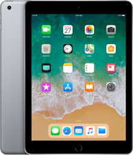 Apple iPad 2018 9.7 WiFi 32GB NUOVO ITALIA Originale Tablet Space Grey