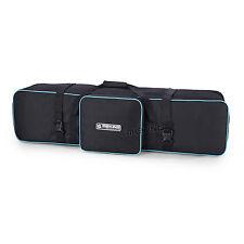 Meking Studio Flash Strobe Lighting Set Light Stand Softbox Carry Case Bag 105cm