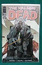 The Walking Dead #108 First 1st appearance of King Ezekiel and Shiva the Tiger
