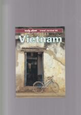 VIETNAM guida guide lonely planet 1995 IN ENGLISH Storey Robinson