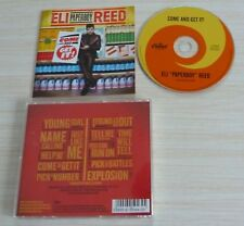 CD ALBUM ELI PAPERBOY REED COME AND GET IT 12 TITRES 2010