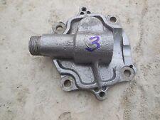 Porsche 356 Oil Pump Cover #3