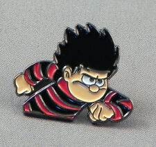 Dennis Pin Badge