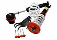 DGR Full Adj Coilover KIT COMFORT RIDE PRO FIT SKODA FABIA 2WD MK2 5J 07~14