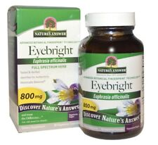 Nature's Answer, Eyebright, 800 Mg, 90 Vegetarian Capsules