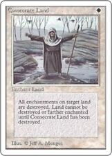 Consecrate Land // EX // Unlimited // engl. // Magic the Gathering