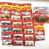 Lot of (17) MAJORETTE DIE CAST VEHICLES..MADE IN FRANCE....ALL DIFFERENT