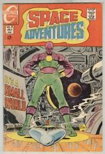 Space Adventures #8 VG July 1969 9 Pages Ditko
