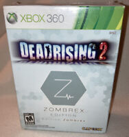 BRAND NEW-DEAD RISING 2-ZOMBREX EDITION-MICROSOFT XBOX 360-FACTORY SEALED