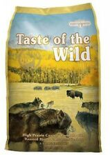 Taste Of The Wild Dry Dog Food, High Prairie Canine Formula With Roasted Bison