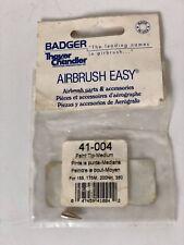 AIRBRUSH EASY -Badger 41-004 -Medium Tip -NEW