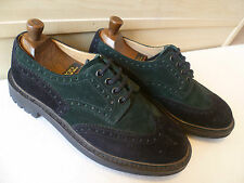Church Suede Lace-up Formal Shoes for Men