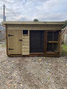 Chicken Coop Hen House Poultry Run New