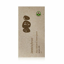 [INNISFREE] Jeju Volcanic Nose Pack- 1pack(6pcs) (New)