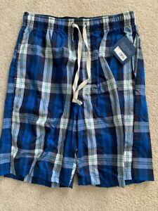 mens size medium sleep lounge shorts NWT