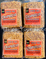 Trader Joe's Gluten Free Norwegian Crispbread Crackers - Choose 1, 2 or 4 Pack