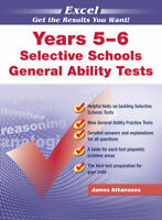 New Excel General Ability Test Year 5-6 / Grade 5-6 Workbook! GA! OC! SELECTIVE!