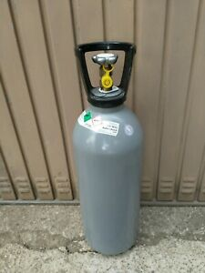 Kohlensäureflasche CO2 Flasche Gasflasche Kohlendioxid 10kg TÜV 2031, voll, E290