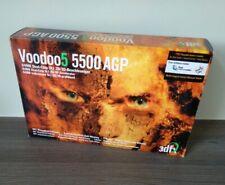 3dfx Voodoo5 5500 AGP (selten, rare, retro, vintage)