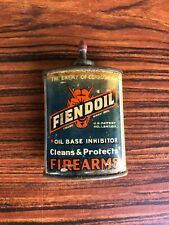 Fiendoil Oil Can, Cleans & Protects Firearms