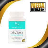 Natural Factors WomenSense EstroSense Hormone Balancing 60 Vegetarian Capsules