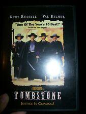 TOMBSTONE DVD